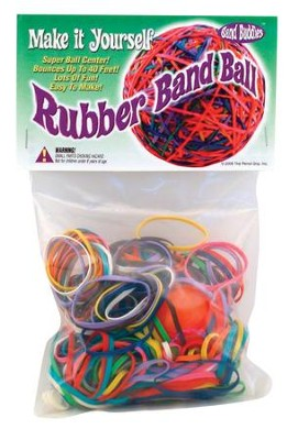 Make it Yourself Rubber Band Ball Kit  -