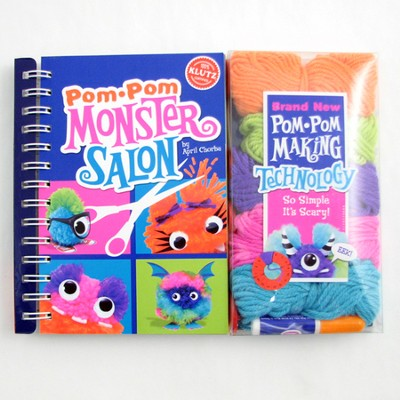 Pom-Pom Monster Salon   -     By: April Chorba
