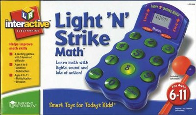 Light 'N' Strike Math   -