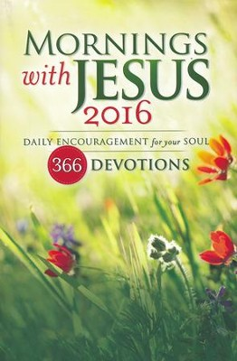 Mornings with Jesus 2016  -
