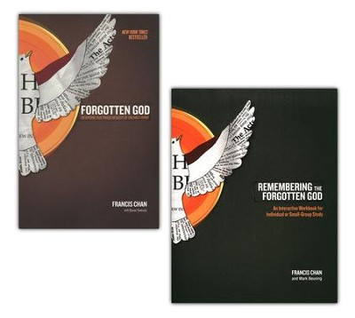 Forgotten God, Book and Workbook   -     By: Francis Chan