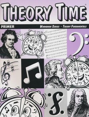 Theory Time Primer Level - Theory Fundamentals  -