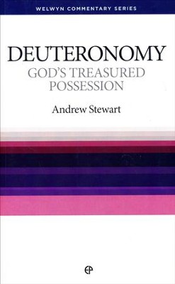 God's Treasured Possession  -     By: Andrew Stewart