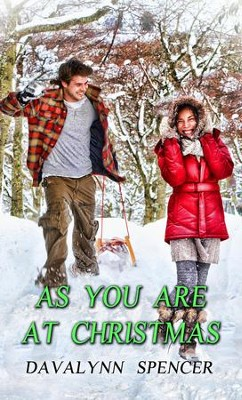 As You Are at Christmas: Novelette - eBook  -     By: Davalynn Spencer