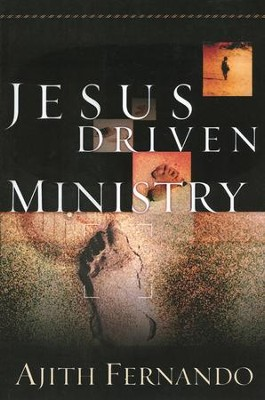 Jesus-Driven Ministry  - Slightly Imperfect  -     By: Ajith Fernando