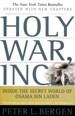 Holy War, Inc.  -     By: Peter L. Bergen