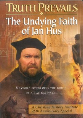 Truth Prevails: The Undying Faith of Jan Hus, DVD   -