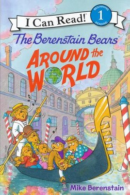 The Berenstain Bears Around the World  -     By: Mike Berenstain