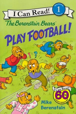 The Berenstain Bears Play Football!  -