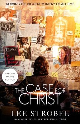 The Case for Christ, Movie Edition, Paperback   -     By: Lee Strobel