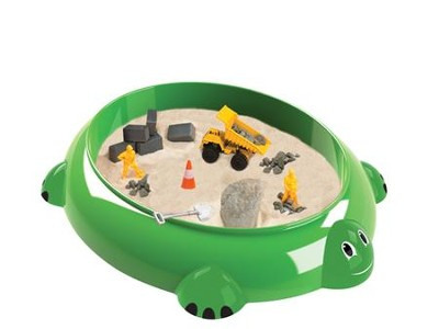 Sandbox Critters Sea Turtle Mini Playset   -     By: Vince Kurr