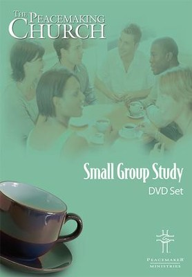 The Peacemaking Church Small Group Study: DVD Set  -     By: Peacemaker Ministries