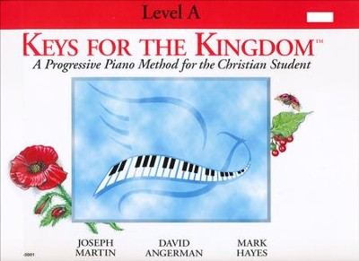 Keys for the Kingdom: Method Book Level A   -     By: David Angerman