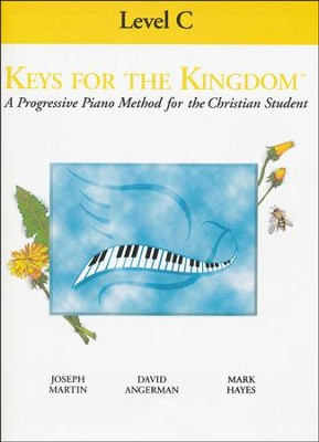 Keys for the Kingdom: Method Book Level C   -     By: David Angerman