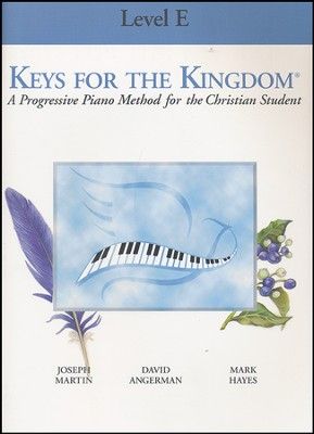 Keys for the Kingdom: Method Book Level E   -     By: David Angerman