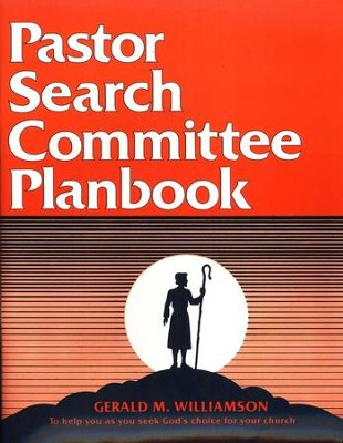 Pastor Search Committee Planbook   -     By: Gerald Williamson