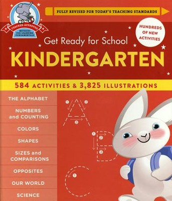 Get Ready for Kindergarten, Revised   -