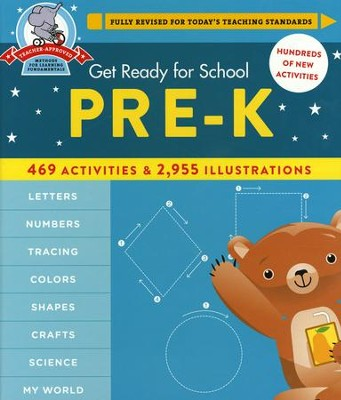 Get Ready for Pre-K, Revised   -