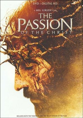 The Passion of the Christ (Bilingual), DVD/Digital HD   -