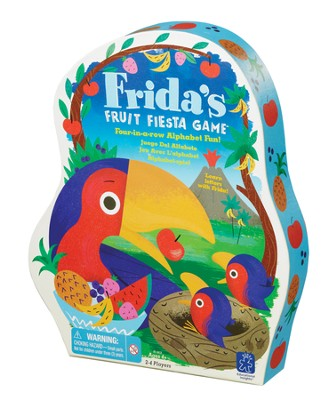 Frida's Fruit Fiesta Game  -