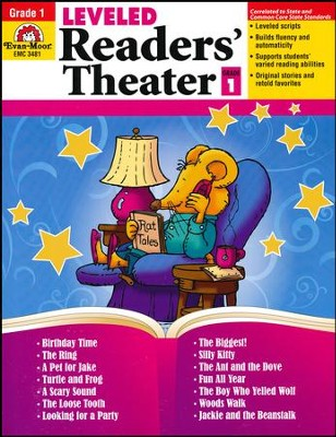 Leveled Readers' Theater, Grade 1   -