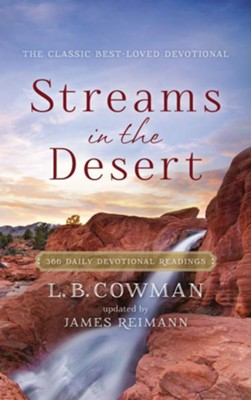 Streams in the Desert  -     Narrated By: James Reimann     By: L.B. Cowman