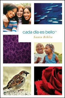 NTV Cada d&#237a es bello, NTV Every day is beautiful Bible  -