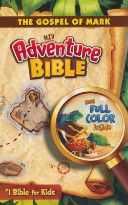 NIV Adventure Bible: The Gospel of Mark - eBook  -     By: Lawrence O. Richards