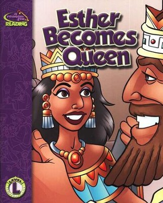 A Reason For Reading, Level L: Esther Becomes Queen   -