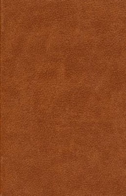 ESV Holy Bible, Value Edition (Brown) Bonded Leather  -