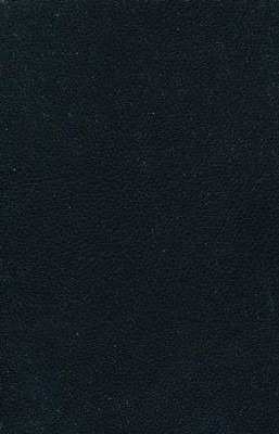 ESV Holy Bible, Value Edition (Black) Bonded Leather  -
