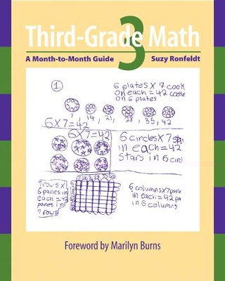 Third-Grade Math: A Month-to-Month Guide  -     By: Suzy Ronfeldt