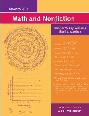 Math and Nonfiction, Grades 6-8  -     By: Jennifer M. Bay-Williams, Sherri L. Martinie