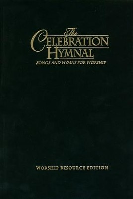 The Celebration Hymnal (Worship Resource Edition)   -