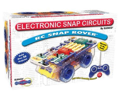 Snap Circuits RC Snap Rover   -