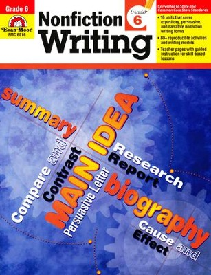 Nonfiction Writing, Grades 6 and Up   -