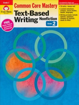 Text-Based Writing Grade 2  -
