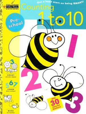 Counting 1 to 10 (Preschool)  -
