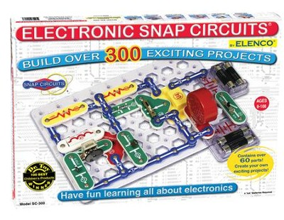 Electronic Snap Circuits Projects   -