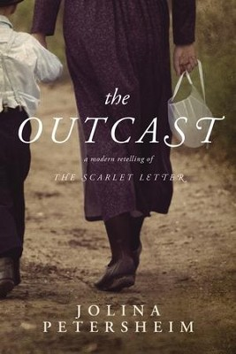 The Outcast - eBook  -     By: Jolina Petersheim