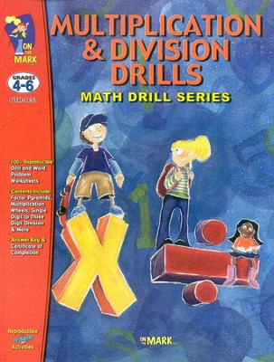 Multiplication & Division Drills Gr. 4-6  -