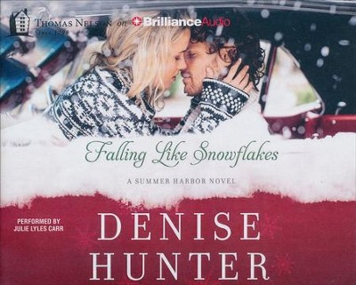 Falling Like Snowflakes - unabridged audio book on CD  -     Narrated By: Julie Lyles Carr     By: Denise Hunter