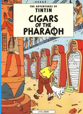 The Adventures of Tintin: Cigars of the Pharaoh   -     By: Herge