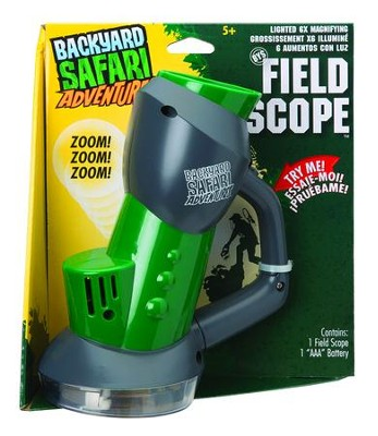 Back Yard Safari Field Scope   -