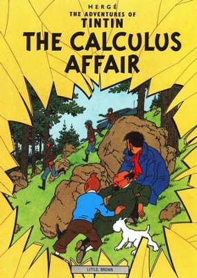The Adventures of Tintin: The Calculus Affair   -     By: Herge
