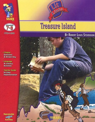 Lit Links: Treasure Island, Grades 7-8  -