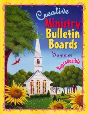 Creative Ministry Bulletin Boards-Summer   -