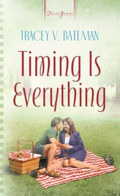 Timing Is Everything - eBook  -     By: Tracey Bateman