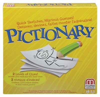 Pictionary  -