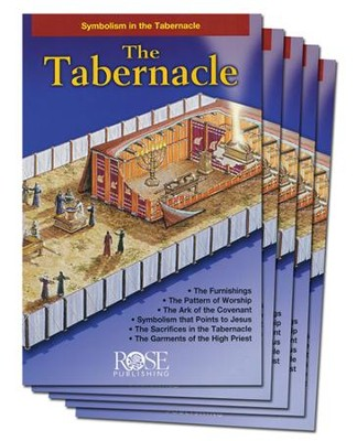 The Tabernacle, Pamphlet - 5 Pack   -